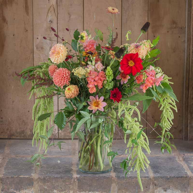Wedding Flower Vase